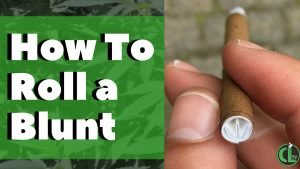 How To Roll a Blunt - Cannabis Lifestyle TV