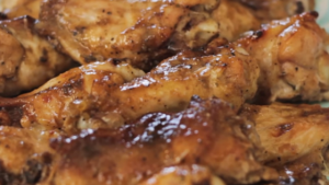 Cannabis Infused Chicken WIngs (Recipe)