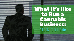 What it's Like to Run a Cannabis Business - A Look From The Inside