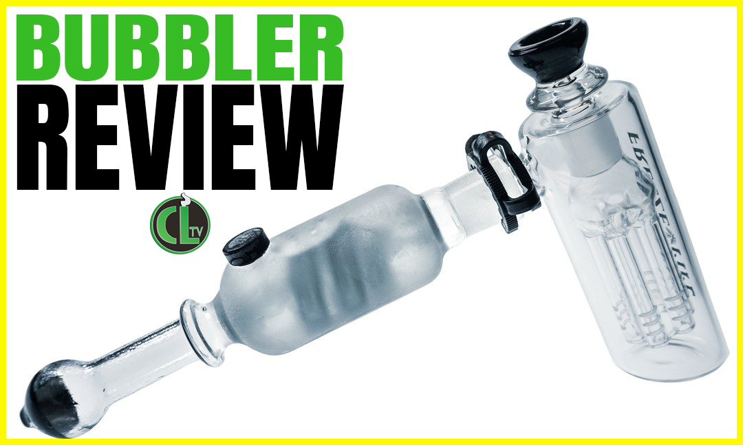 The Freeze Pipe Bubbler Review - CLtv