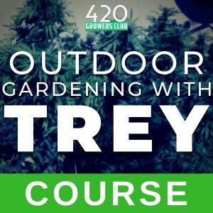 Growing w Trey Course - 420 Growers Club Course